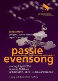 passie evensong